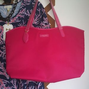 💕🌺 NWT!! Large Lancome Tote 💕🌺